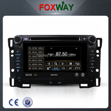 7 inch 2 din car DVD player with steering wheel control for chevrolet sail