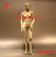 Fashion Store window display female full body Realistic Fiberglass Mannequin