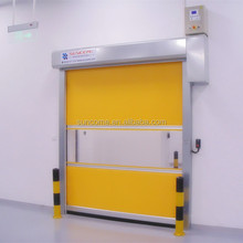automatic roll up garage door