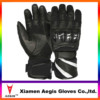 Motorcycle gloves,MENS gray leather MOTORCYCLE GLOVES LEATHER