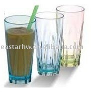 spotlight transparent plastic tumblers