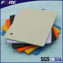 High Glossy Colored 1mm ABS Plastic Sheet For Vacuum Forming, Solid 5mm Thick ABS Plastic Blocks For Sale