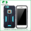Factory cheap price mobile phone accessories TPU+PC mobile phone case cover for IPhone 5 5S se 6 6S 6plus