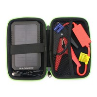 ALLPOWERS Real 6000mAh Solar Car Jump Starter Power Bank Mini Portable Emergency Battery Charger for Auto and Mobile Phone