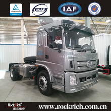 4X2 top selling euro 4 6 wheeler tractor head truck