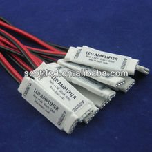 12v smd5050 strips led rgb amplifier
