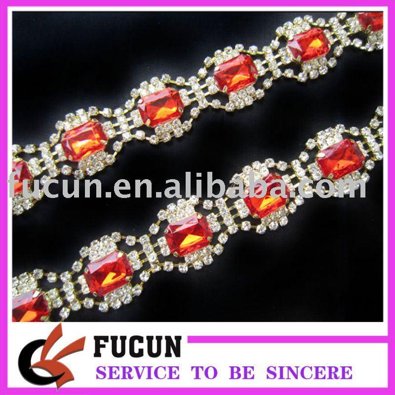 fashion-fancy-rhinestone-chain
