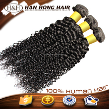 Malaysian curly hair /Afro kinky curly clip in hair extensions /short curly brazilian hair extensions