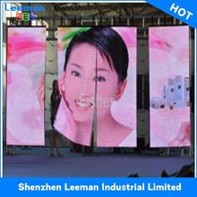 see-through led stage curtain screen p15.625-15.625 video transparent led screen