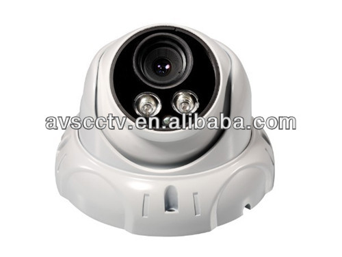 True Day Night 700TVL Sony Anti-vandal Dome Camera