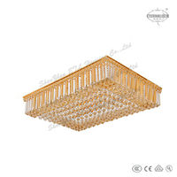 cheap beautiful crystal lamp ceiling modern lightings ETL6048