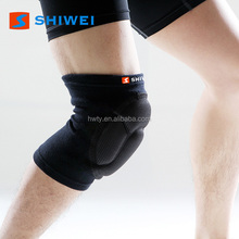 SHIWEI--HX559# Cotton Stretching Knee Pads guard support pad pattern With Sponge