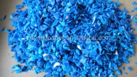 good quality !!!supply high quality blue regrind hdpe drum scrap