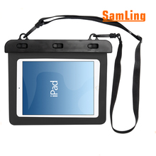 Water Sports Accessories Waterproof Pouch Bag for 7-8 Inch Tablet PC