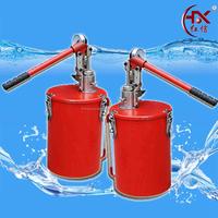 Portable Mini Hand Crank Water Pump Acid Small Hand Pump