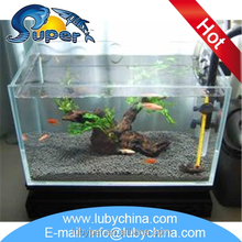 Multifunctional fish aquariums for tropic fish
