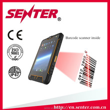 7 inch tablet pc themes 1 Year Warranty Senter Manufacturer rugged barcode scanner 3g sim card slot