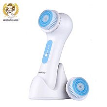 New Protable cleaning facial brush rechargeable product spin scrubber