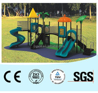 2016 new design nature tree style giant outdoor game for theme parks