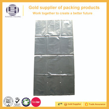 PE clear flat plastic bread or cake packing food for bakery
