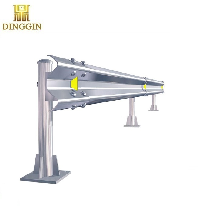 steel traffic safety barrier