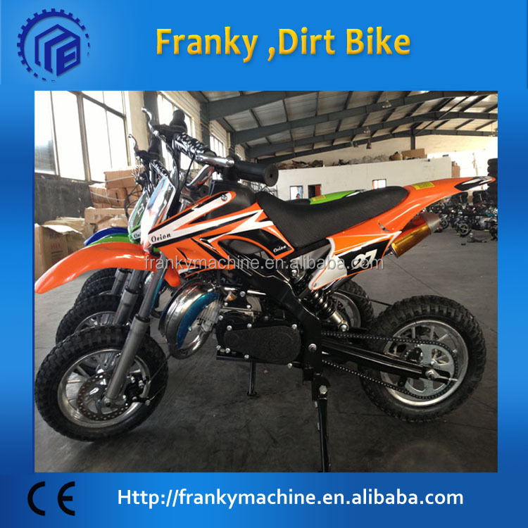 import cheap goods from china semi automatic 50cc dirt bike