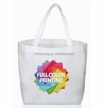 Full Color Photo Shopper Tote Bags