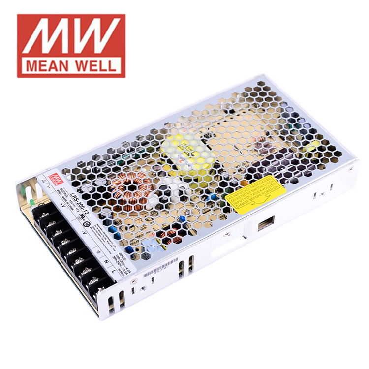 Meanwell 200w LRS-200-12 12v 17a uninterruptible power <strong>supply</strong> 12v