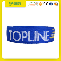 Elastic Tape Polyester Head Band Jacquard Webbing Coated by Silicone