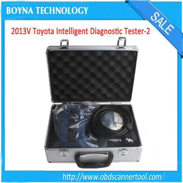 V2017.1 High-tech Toyota Denso IT2 Intelligent Diagnostic Tester IT2 for Toyota Lexus and Suzuki Tester II Toyota IT2