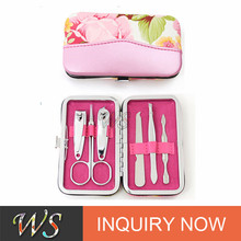 WSMJJY165 High quality, famous manicure tools set names