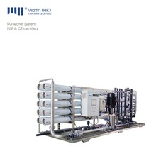 50000L/H Drinking Water Treatment Plant/RO Water Treatment System