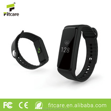 Bluetooth pedometer Smart Wristband Heart Rate monitor vibrating fitness Smart Bracelet