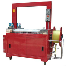 Gravity Roller Automatic PP Strapping Machine