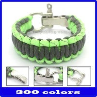 wholesale paracord bracelet with compass
