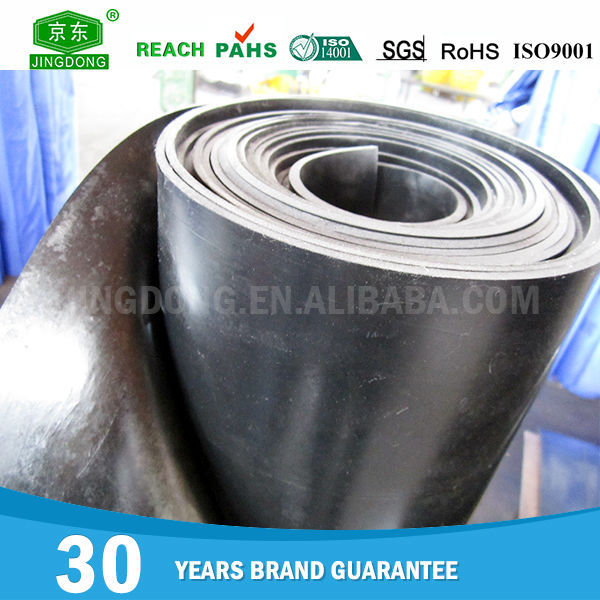 High Temp Gaskets 6mpa sbr rubber sheet