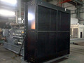 1000kw/1250kva soundproof containerized diesel generator set powered by engine 4012-46TWG2A