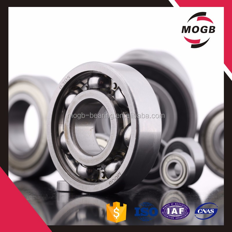 Original edition 6205 ZZ spindle ball bearing for sliding door wardrobe
