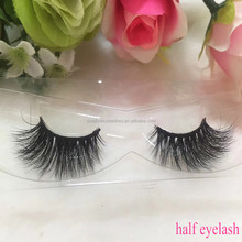 Original Factory Production Natural 3D Mink False Eyelashes