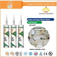 Acetoxy Acetic Silicone Sealant/Quick Cure Time Silicone Sealant (Acetoxy)/Acid Siliocne Sealant