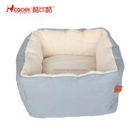 Custom wholesale luxury non slip canvas cat beds for sale