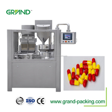 high-level commercial used slim bio capsule filling machine
