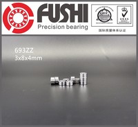 Professional High Speed Rc Cars Approcation Micro Miniature Ball Bearing 693zz Miniature Ball Bearing