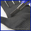 Cutting Gloves Prevent The Blade Puncture-Proof Knife Gloves Level 5 Stainless Steel Wire Protective Gloves