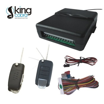 Lock/Unlcok/Car searching keyless entry system with trunk release output