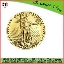 Free artwork design custom quality American Gold Eagle Coin