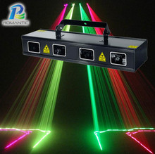 830MW Multicolor High Beam Laser Light For pub club Stage Performance