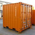 7ft-8-inch shipping container mini container