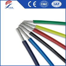 PVC Coated Vinyl Sheathed Electric Galvanized Steel Wire Rope