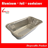 Oblong Microwave Aluminum Container For Bread Baking